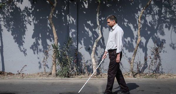 درک کامل از قشر نابینایان
