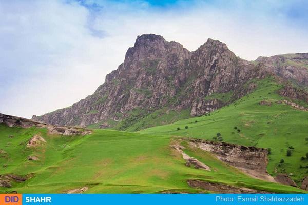 کوه آنزیر