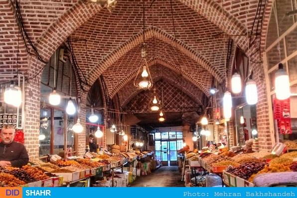 بازار قیصریه اردبیل
