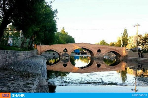 پل ابراهیم آباد اردبیل