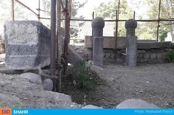 قبرستان اونار مشگین شهر