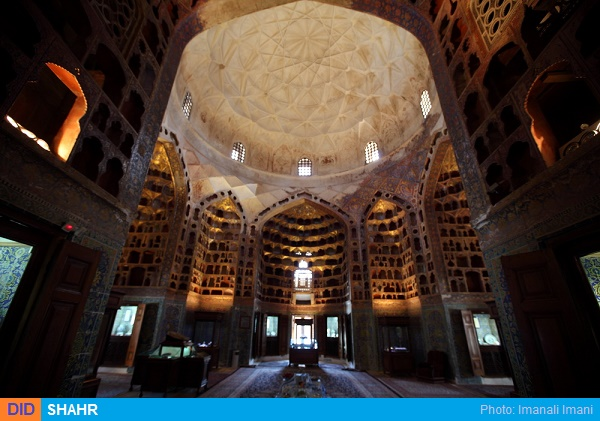 چینی خانه شیخ صفی