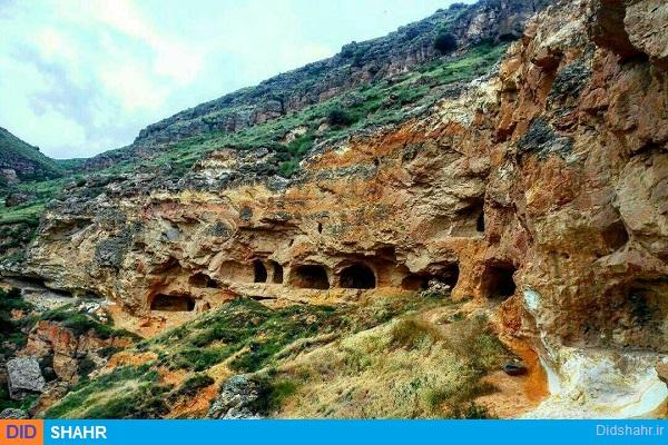 غار بینه لر روستای اونار