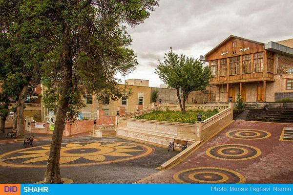 موزه صارم السلطنه نمین