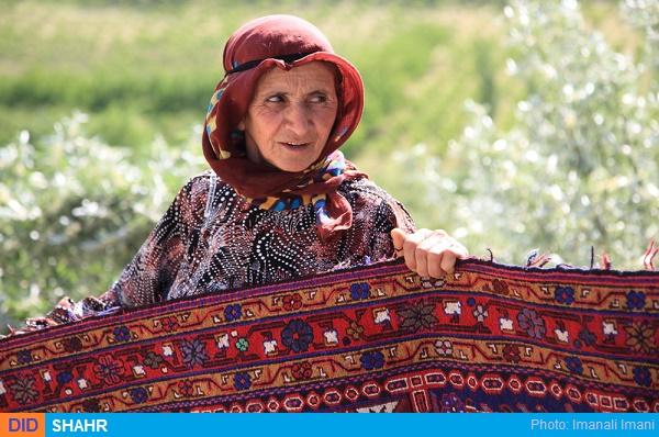 فرش عشایر آذربایجان