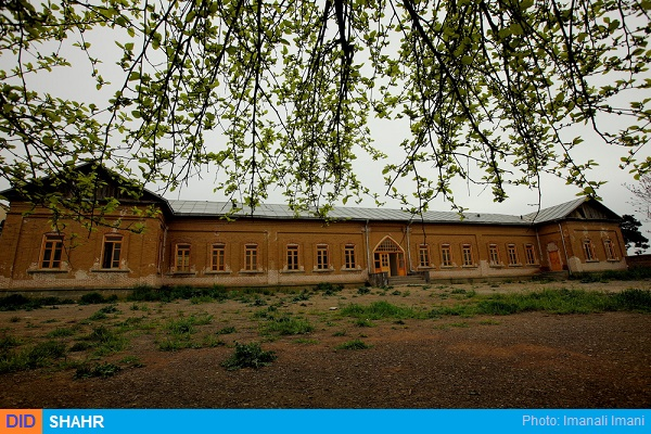 مدرسه امام خمینی بیله سوار