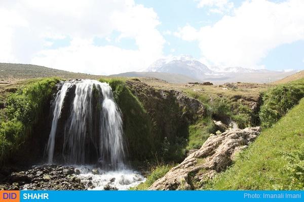 آبشار ترشاب هوشنگ میدانی
