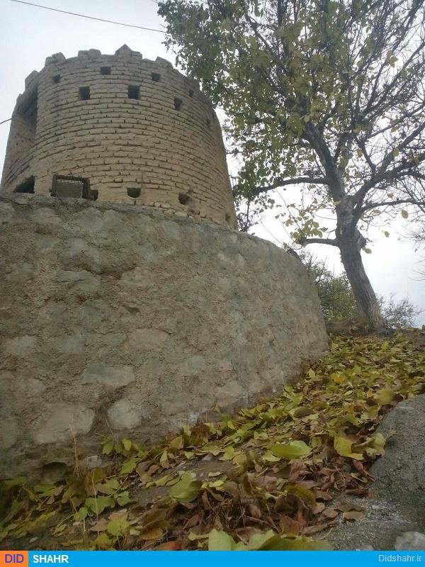 برج خشتی شال