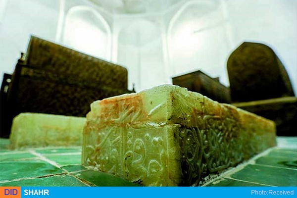 حرمخانه شیخ صفی