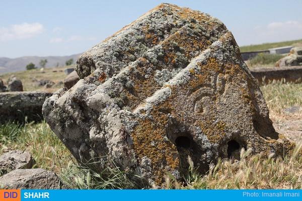 سنگ قبر تاریخی بریس نمین